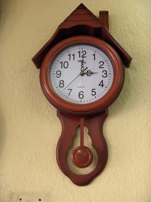Carmen guette reloj de pared y sus partes - Relojes rusticos de pared ...