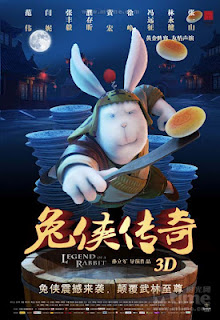 Kung Fu Thỏ NgốLegend Of A Rabbit