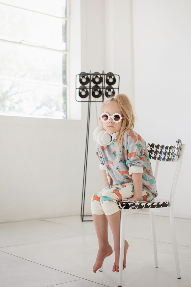 Cool girls style by Gardner and the Gang for spring 2015