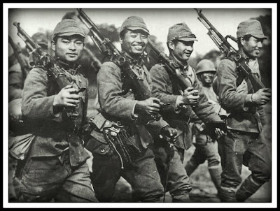 tropas japonesas burma train