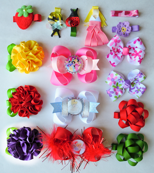 Images for hair accessories