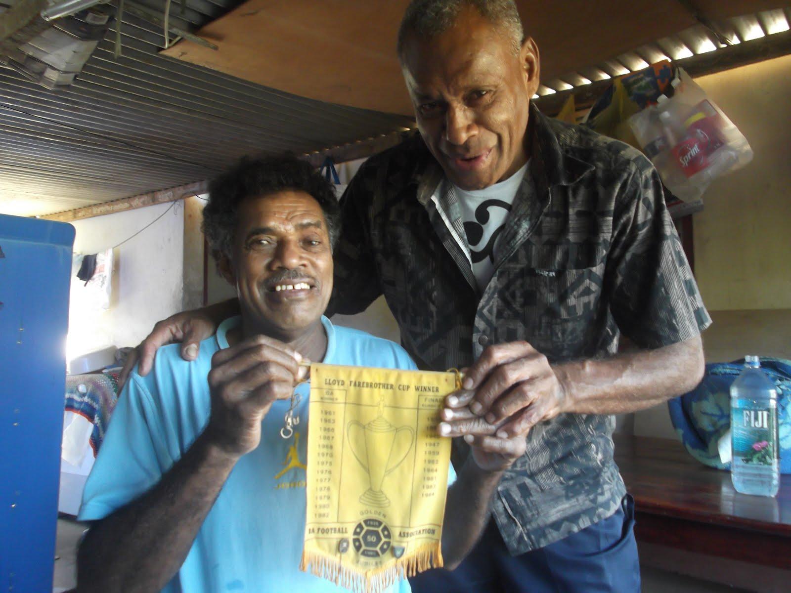 Fiji Football History