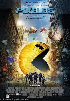Ver Película Pixeles Online Gratis (2015)
