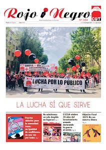 Rojo y Negro Nº 334, mayo 2019