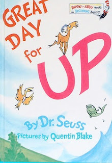 bookcover of  Great Day for UP by Seuss