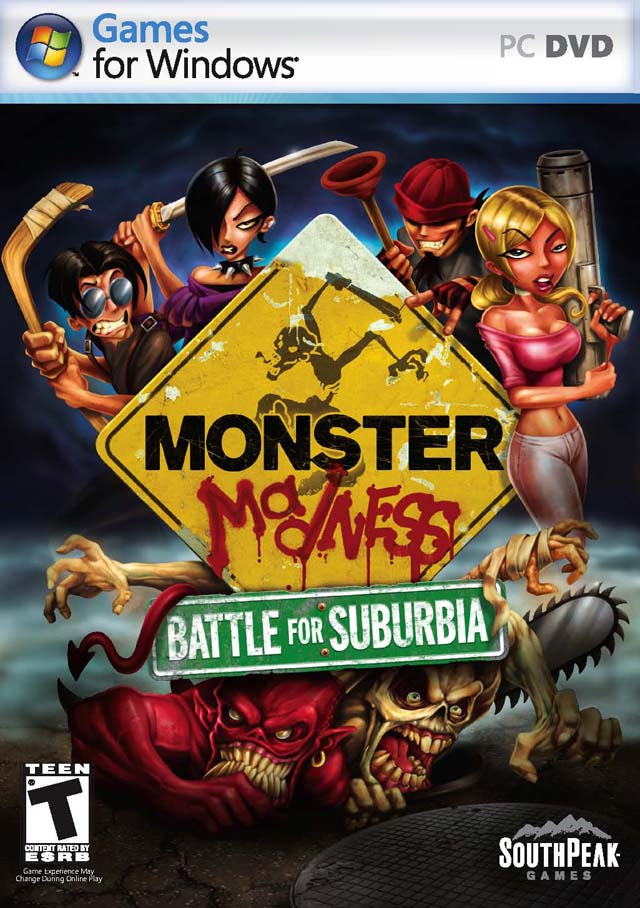 Download Psp Games Miniclip Monster Madness Battle For