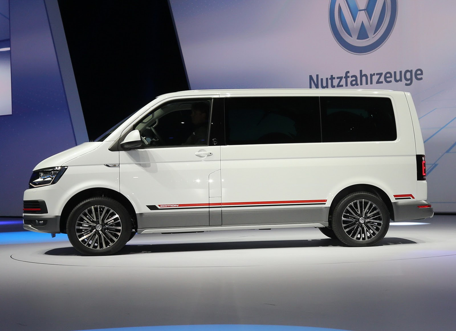 Vw Multivan Panamericana Concept For Easy Riders