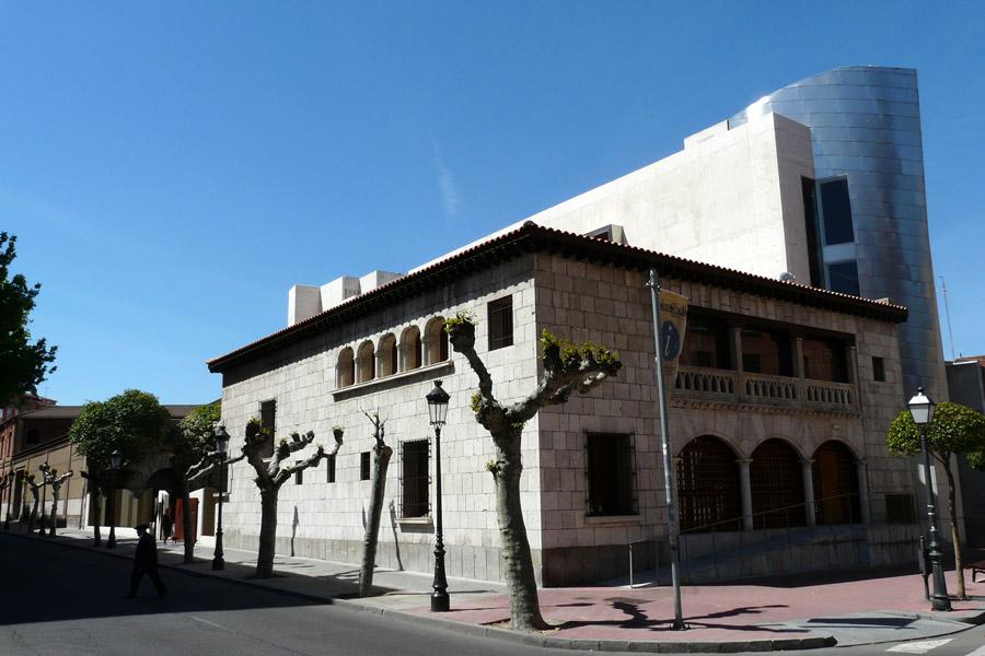 El blog de jocassan: Valladolid. Museos y edificios civiles. Casa museo de Colón