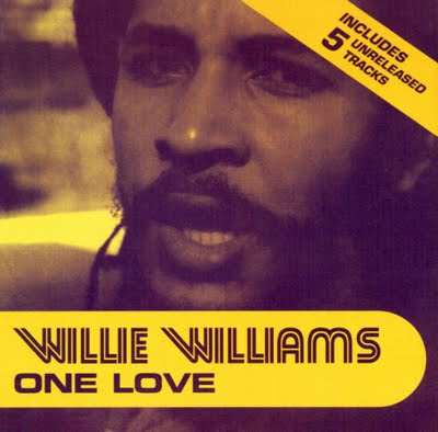 Willie Williams One Love compilation 2002