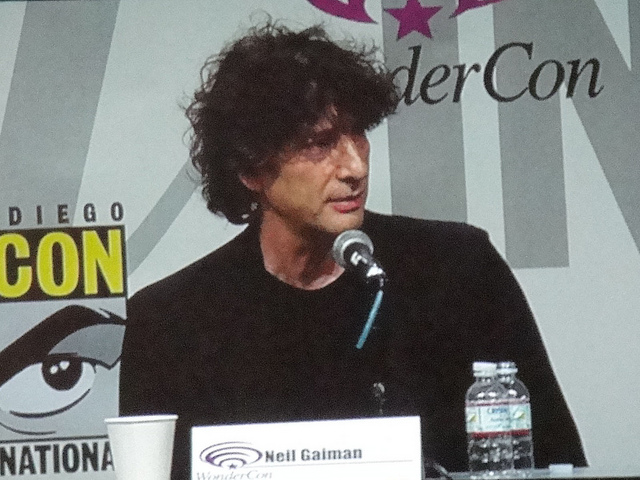 Neil Gaiman's Advice to Writers