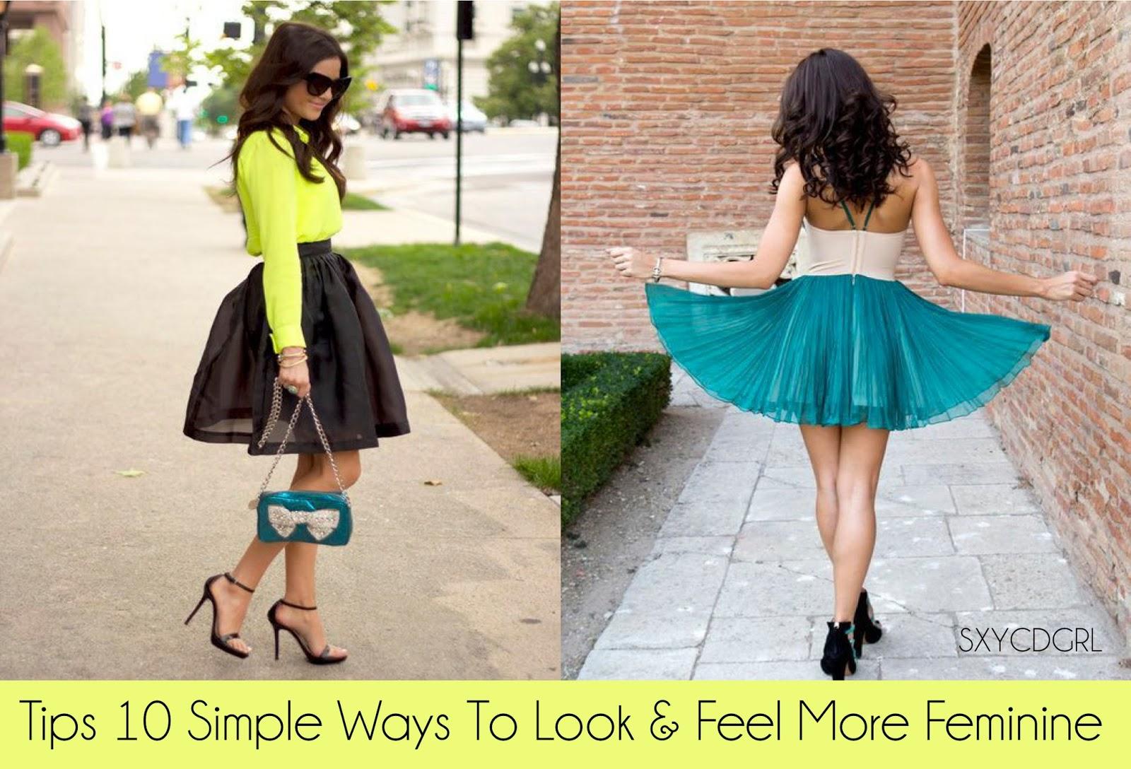 Crossdressing Tips 10 Simple Ways To Look & Feel More ...