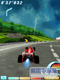 Download Game java Spedd Heaven : Figitive 3D