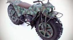 SILENT MOTORBIKE