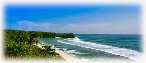 Balangan Hidden Exotic Beach