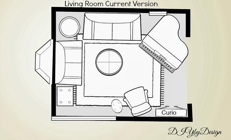 Living Room Floor Plan Options