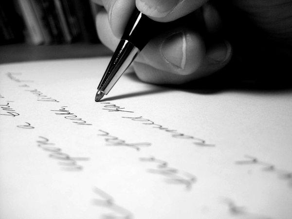 [Mini-fic] Aquela Garota! Escrevendo+carta
