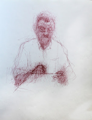 """Dibujo Madrid"",""dibujo"",""Madrid"", ""El Retiro"",""Jaima"",""sesión"",""Lucas Agudelo"",Drawing"",""draw"",""bolígrafo"",""boli"",""pen"""