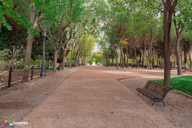 Don Manuel Vega Parque