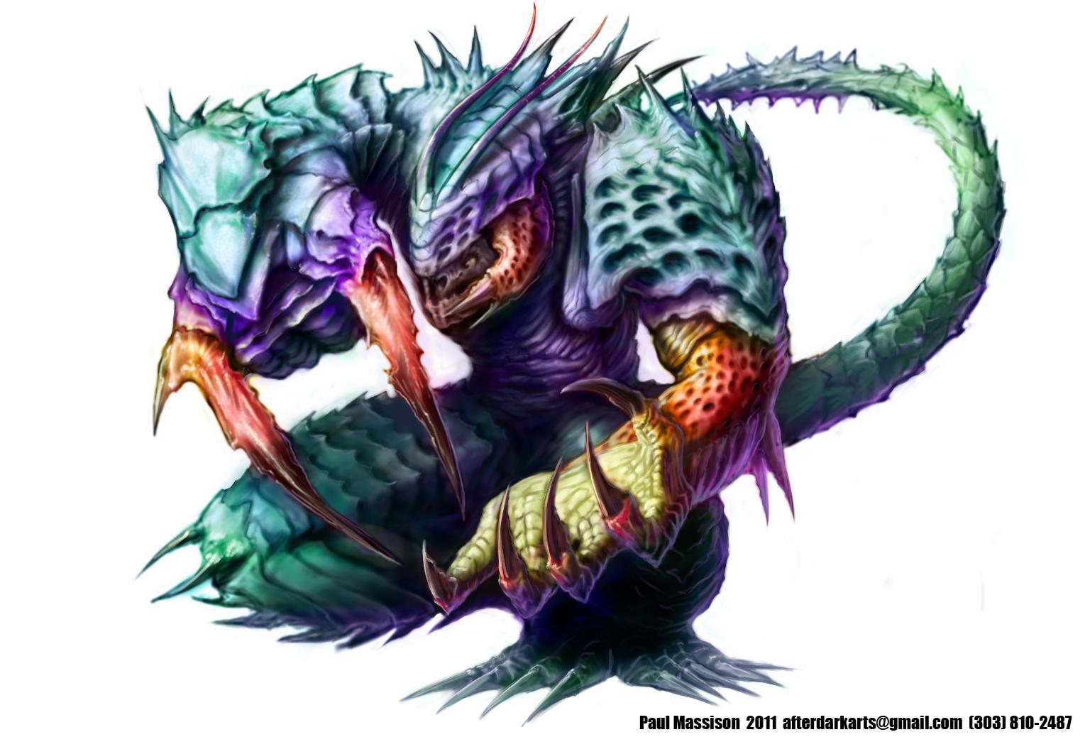 how to kill lvining armor