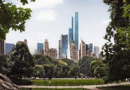 Daniela wurdack nyc one 57 39 il grattacielo for Appartamento grattacielo new york