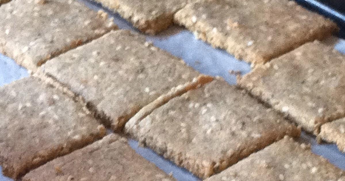 Jenny Mac's Lip Smack: Herb Crackers