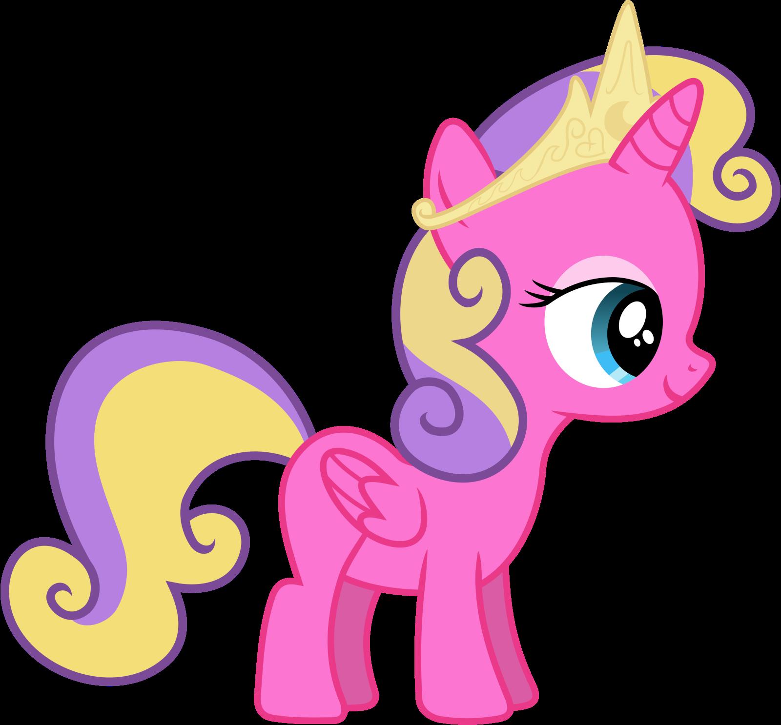 My Little Pony Filha de princesa