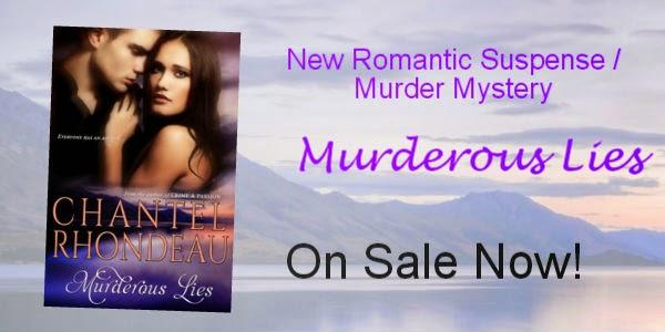 New Romance/Murder Mystery