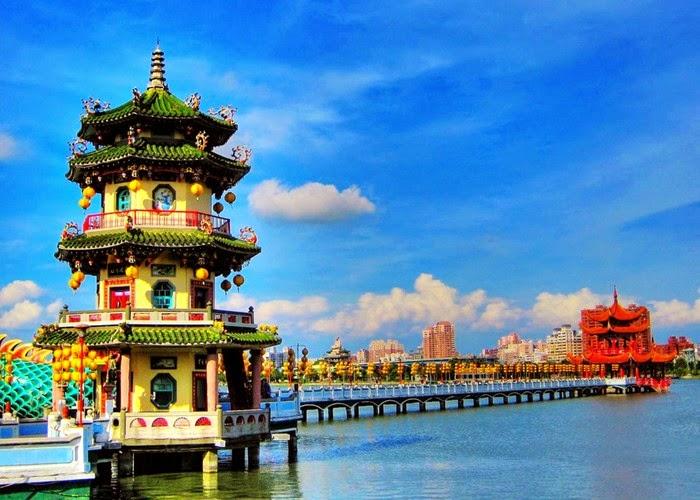 Tempat Wisata di Taiwan