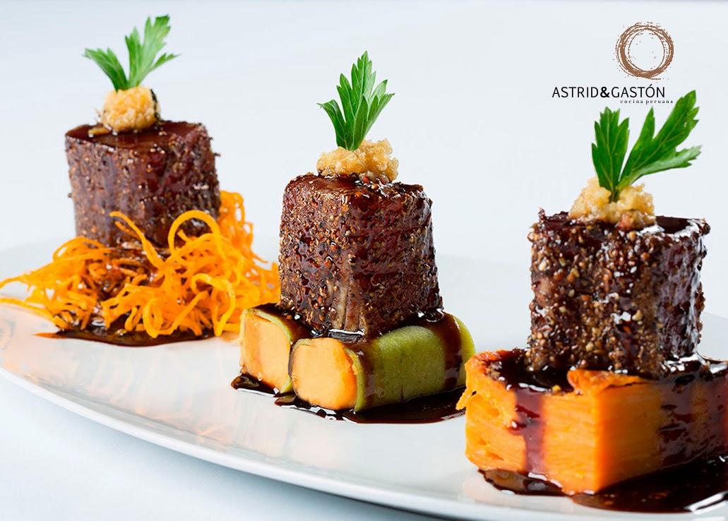 imagen de platillo del  restaurante Astrid&Gastón