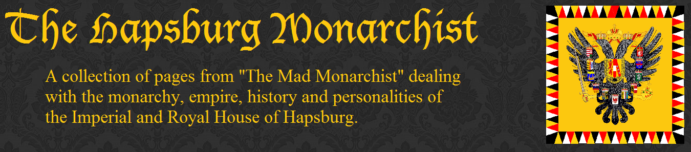 The Hapsburg Monarchist