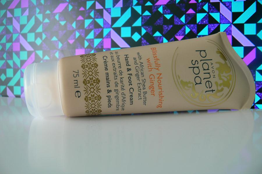 Hand & Foot Cream Avon Planet Spa