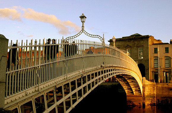 dublin cheap vacation places