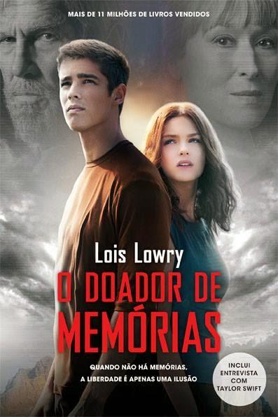 Filme O Doador de Memórias Torrent – Dublado (2014)