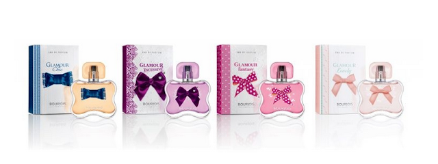 Bourjois Glamour Fragrances