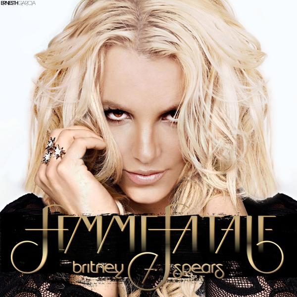 Britney Spears - Femme Fatale (Deluxe Version) | Ernesth ...