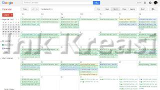 Kalender Event September