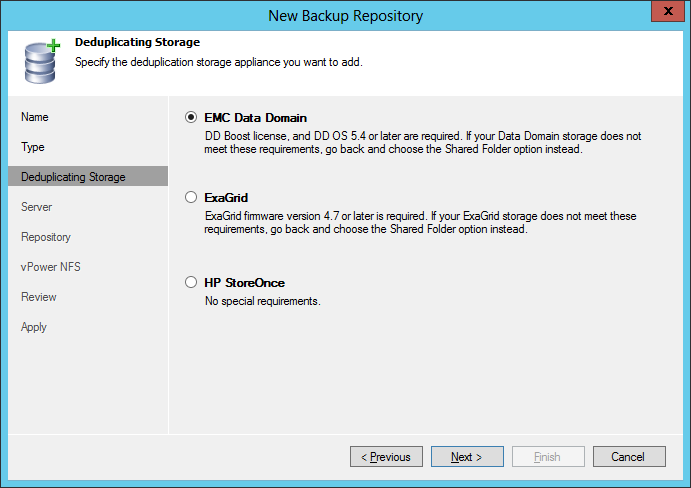 Veeam Backup: Novedades versión 8