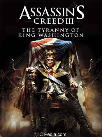 Assassins Creed III The Tyranny of King Washington The Betrayal DLC - RELOADED