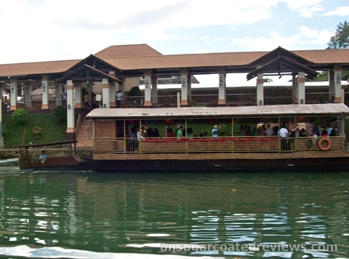 Loboc River Cruise and Lunch Buffet in Bohol, Philippines