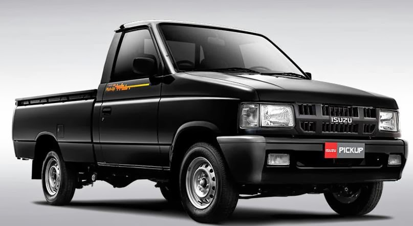 isuzu pick up diesel harga dan spek mobilku org. Black Bedroom Furniture Sets. Home Design Ideas