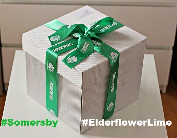 Nowy smak Somersby  Elderflower Lime