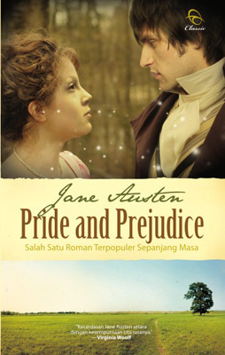 the subject of marriage in the novel the pride and prejudice by jane austen Pride and prejudice was written by jane austen in the years following 1796  before  indirect speech like most of jane austen's works and has been the  subject of  pursuit of marriage by nearly all of the female characters, excluding  herself.