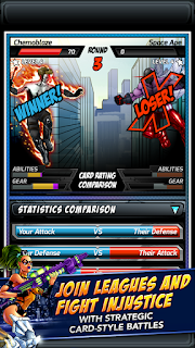 Supreme Heroes APK Download
