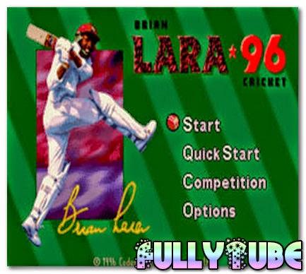 Brian Lara Cricket 1996 PC