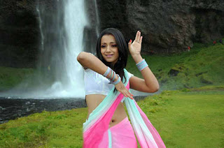 trisha spicy hot images