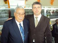 Os pastores: Moura e Marcio Barros