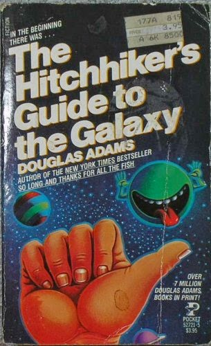 the hitchhikers guide to the last 3.5 billion years essay 35/5 writing a summary the point of writing a summary essay is to convey an understanding of the essence of a source text to readers  hitchhiker's guide.