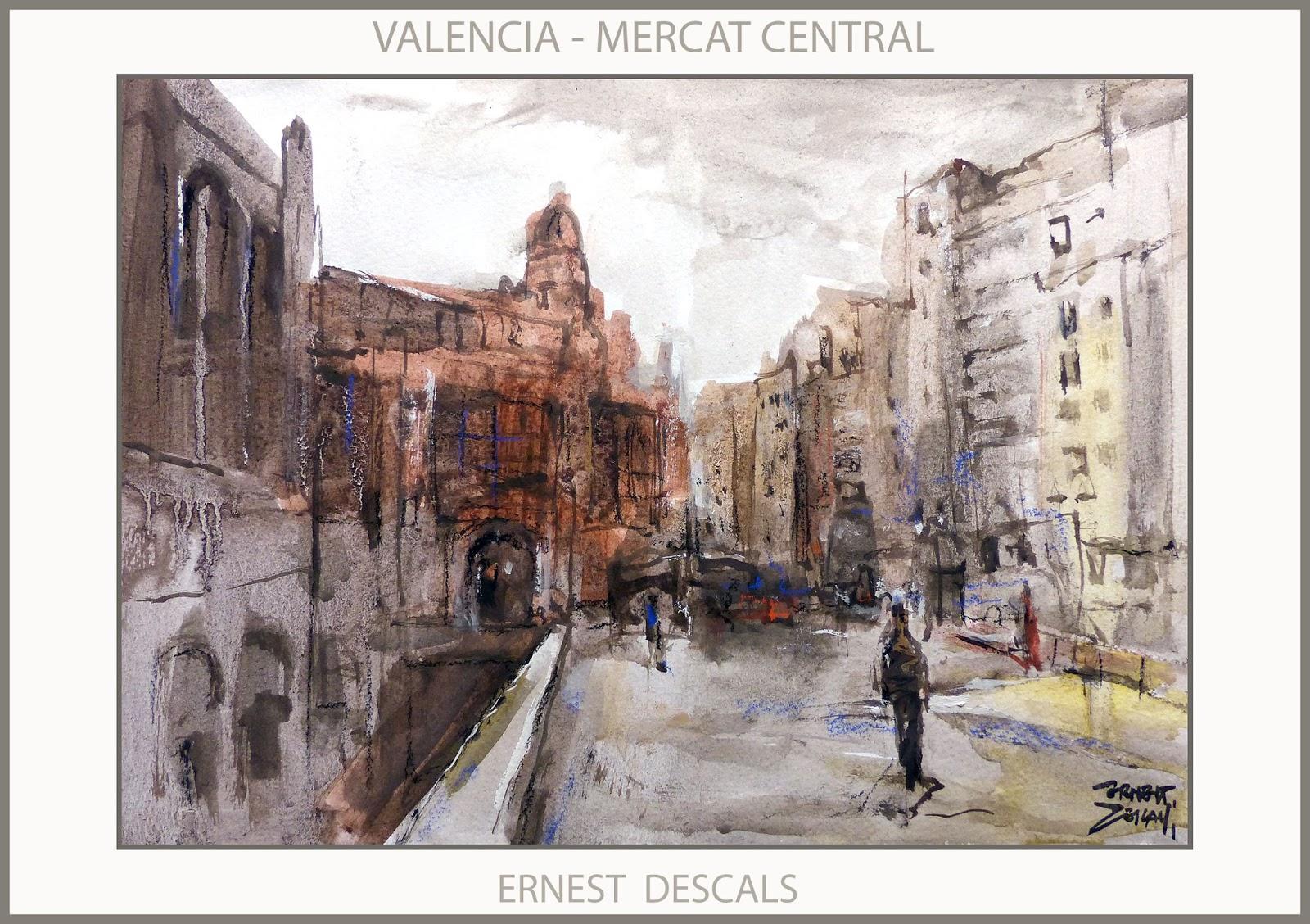 Ernest Descals.Artista Pintor: VALENCIA-PINTURA-ACUARELAS-ESPAÑA ...