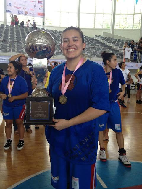 Alexis Castro alias La Gringa
