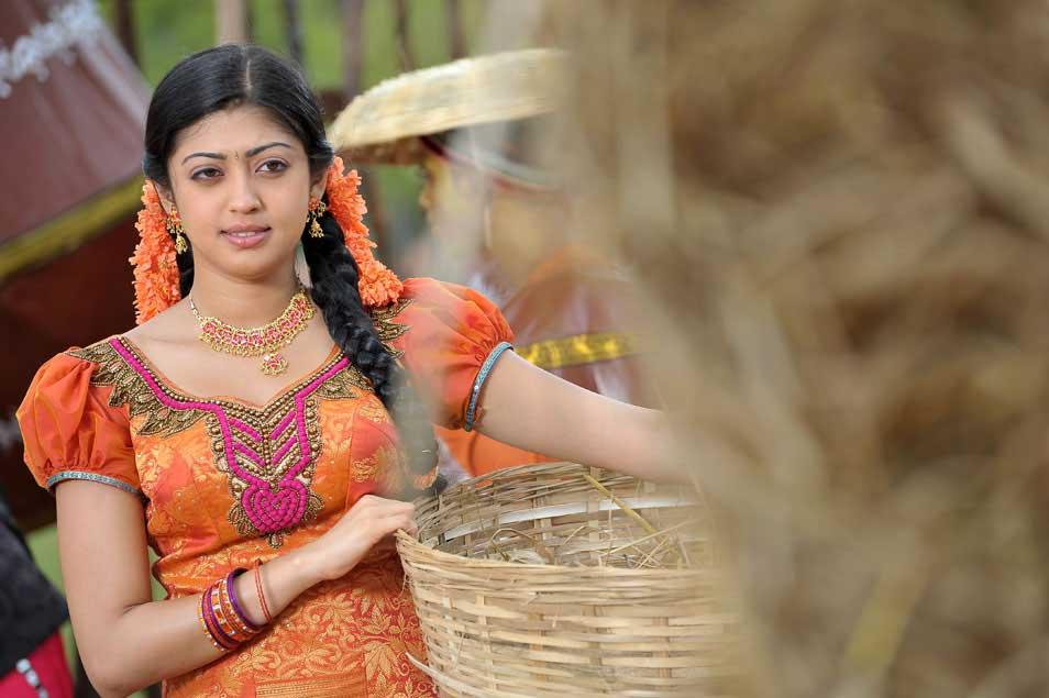 Pranitha Filmography Karthi and Pranitha in the